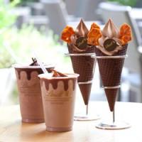 リンツ ショコラ カフェ イメージ