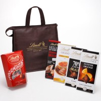 オープン記念リンツチョコレートスペシャルテイスティングバッグ