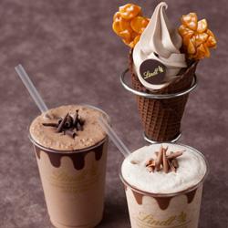 リンツ ショコラ カフェ ショコラスイーツ