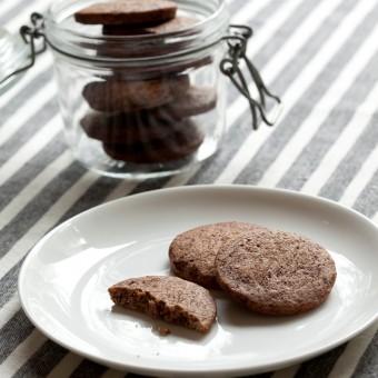 クッキー そば 粉