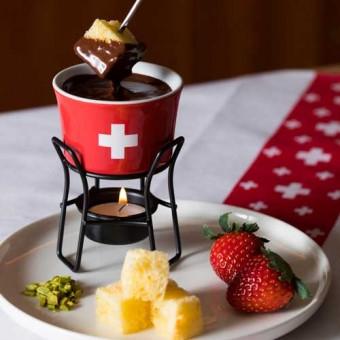 レシピ チョコレート フォンデュ