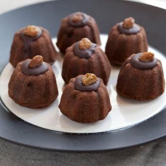 ラムレーズン チョコレートケーキ